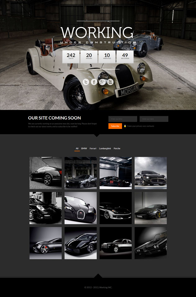 working-responsive-under-construction-theme
