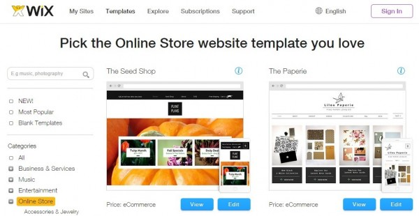 Top 10 Reasons To Stick To Wix Best Online Store Builder