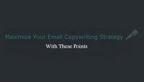 mail Copywriting Strategy