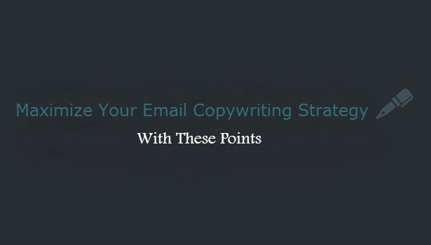 mail Copywriting Strategy