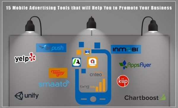 mobile advertising tools