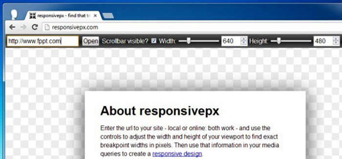 50 Responsive Web Design Tools for Designers Tools Round-Up