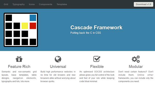 Cascade_Framework