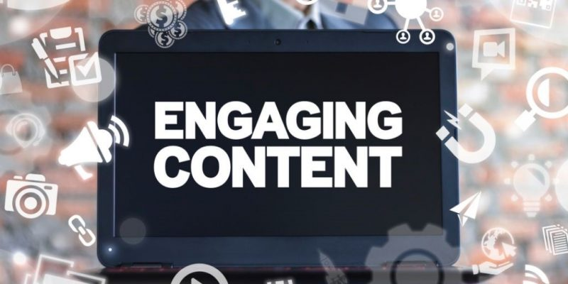 Engaging content