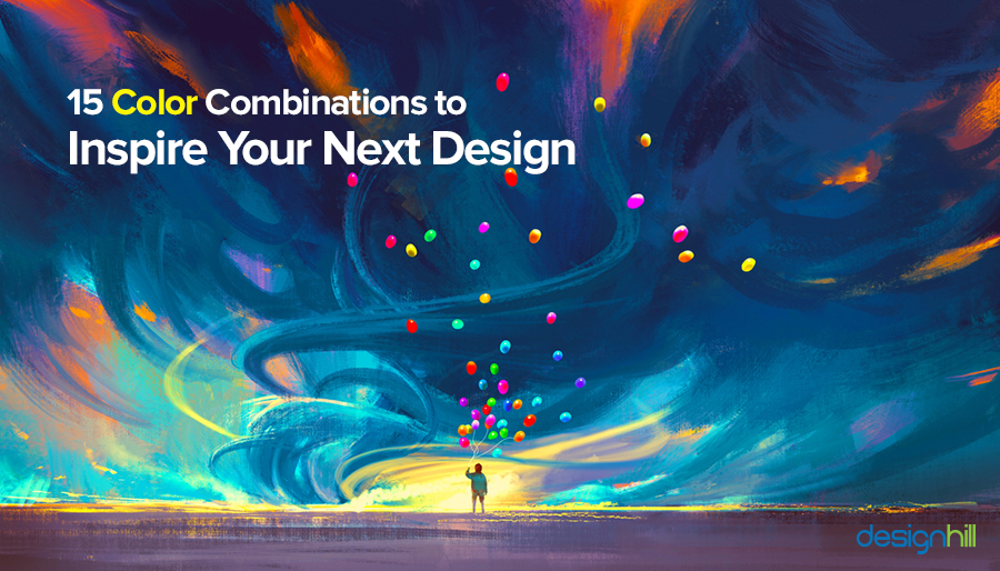 15 Color Combinations to Inspire Your Next Design