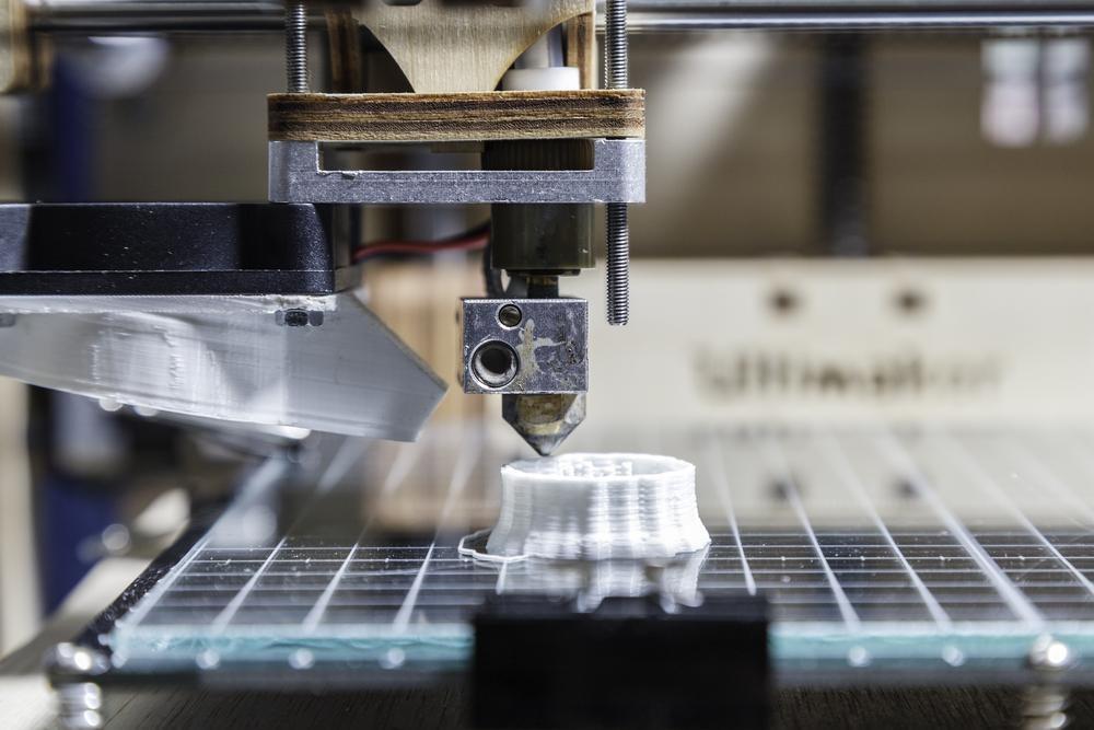 3D printing potential